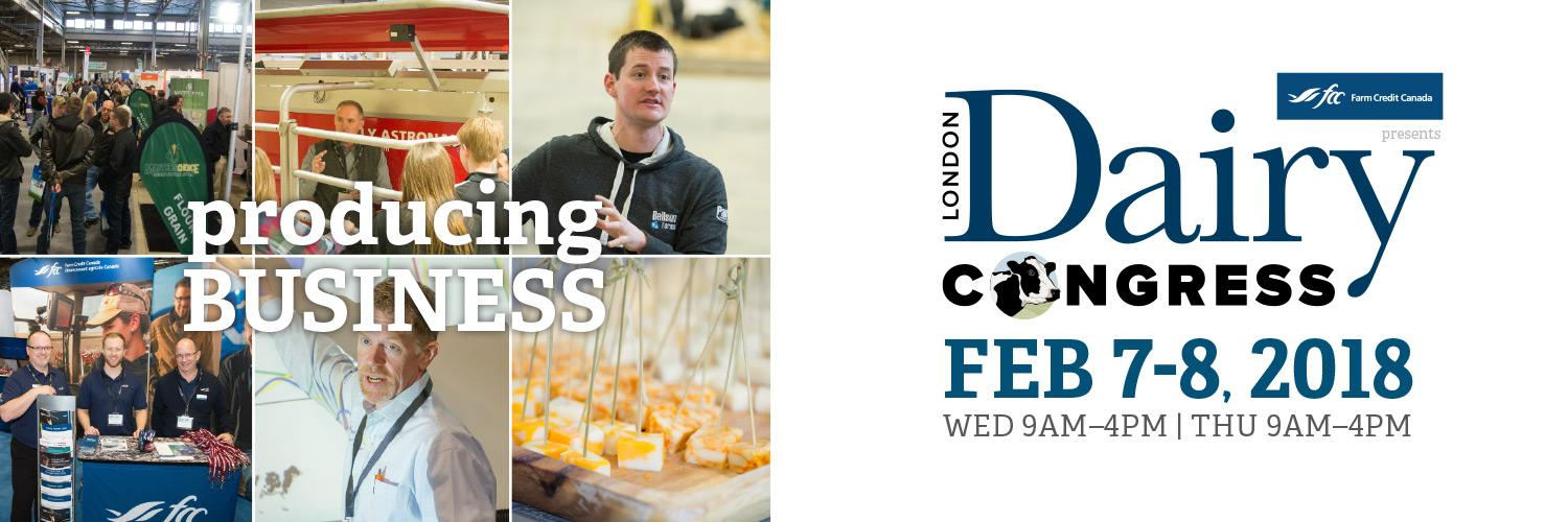 Dairy Congress Header