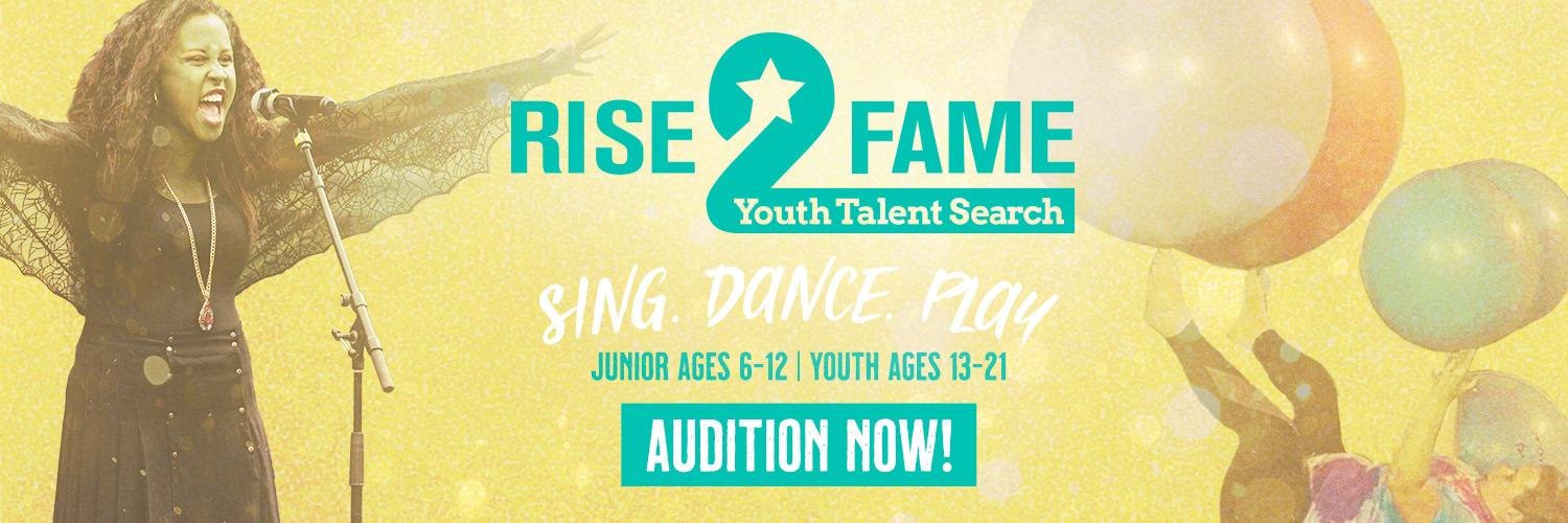 Rise 2 Fame: Audition Now