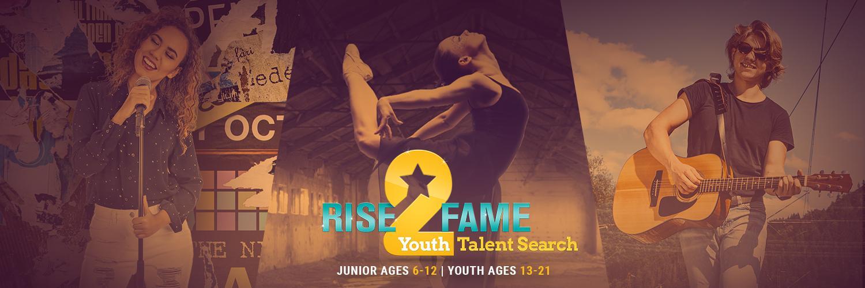 Rise 2 Fame 2019 Headline Image