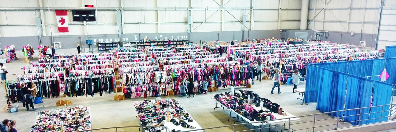 Kids Used Clothing And Equipment Sale By The Lmba