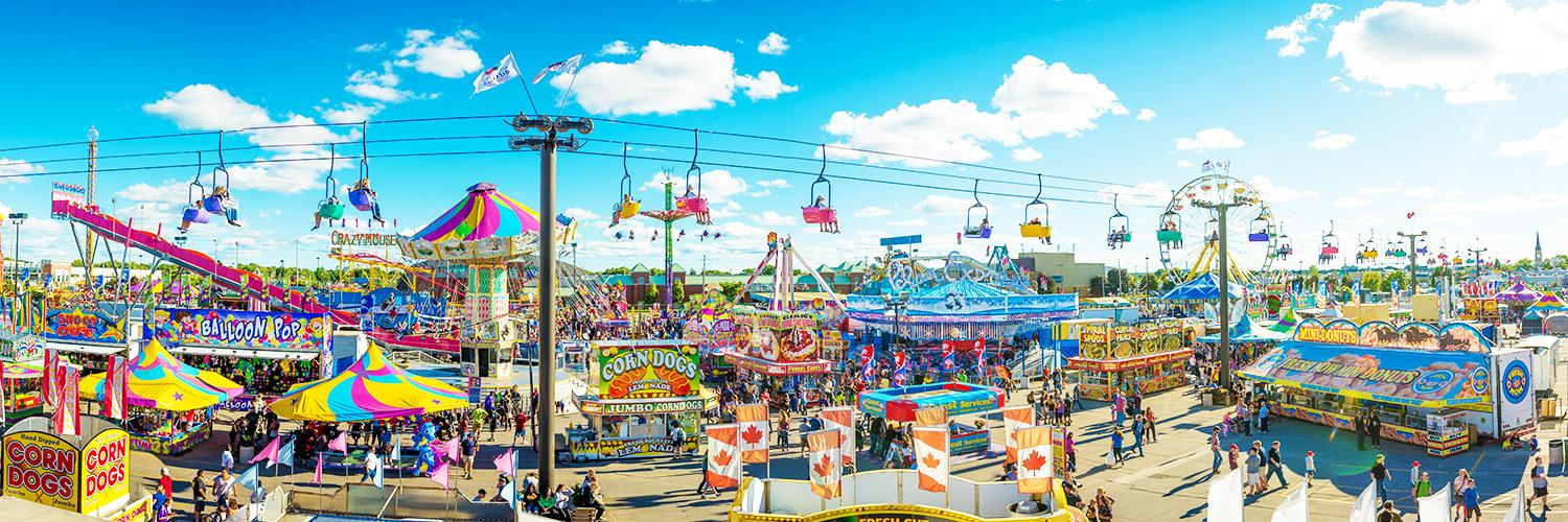 Western Fair Midway