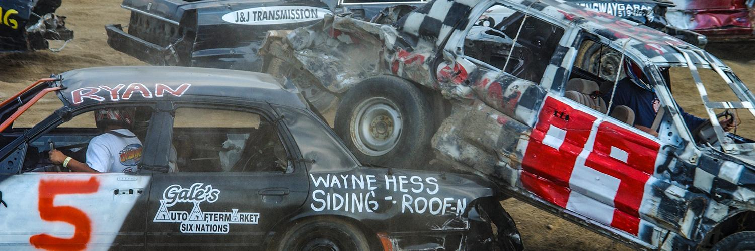 westernfair2017 demolition derby