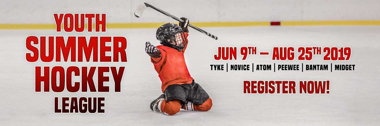 Youth Summer Hockey League