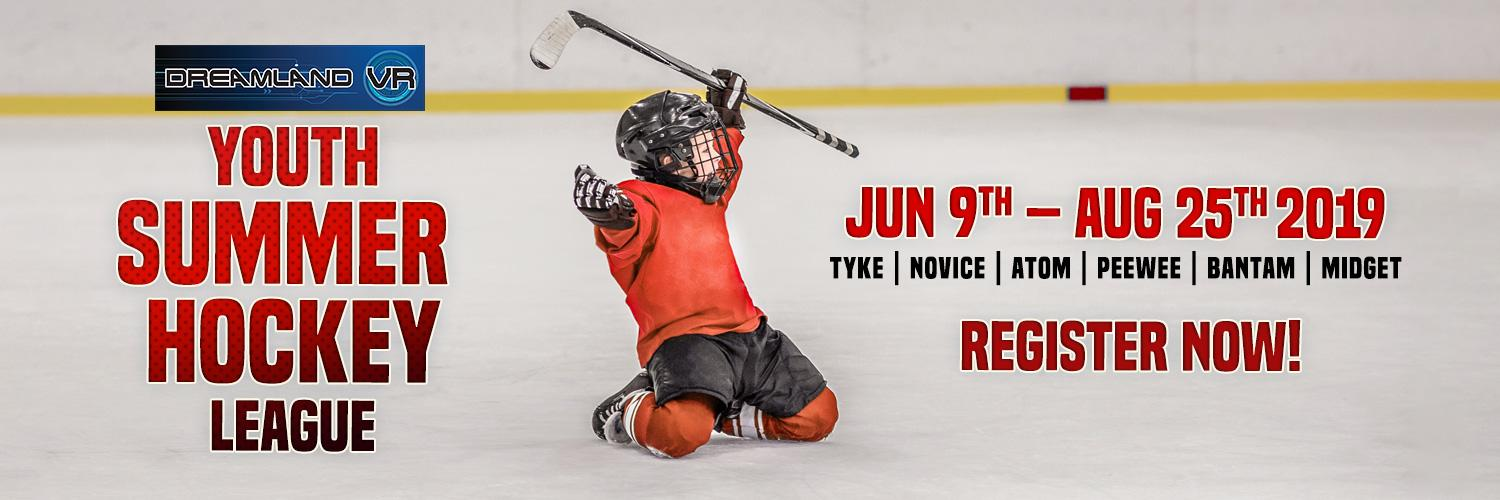 Youth Summer Hockey League