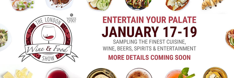 Wine and Food Headline Image 2019
