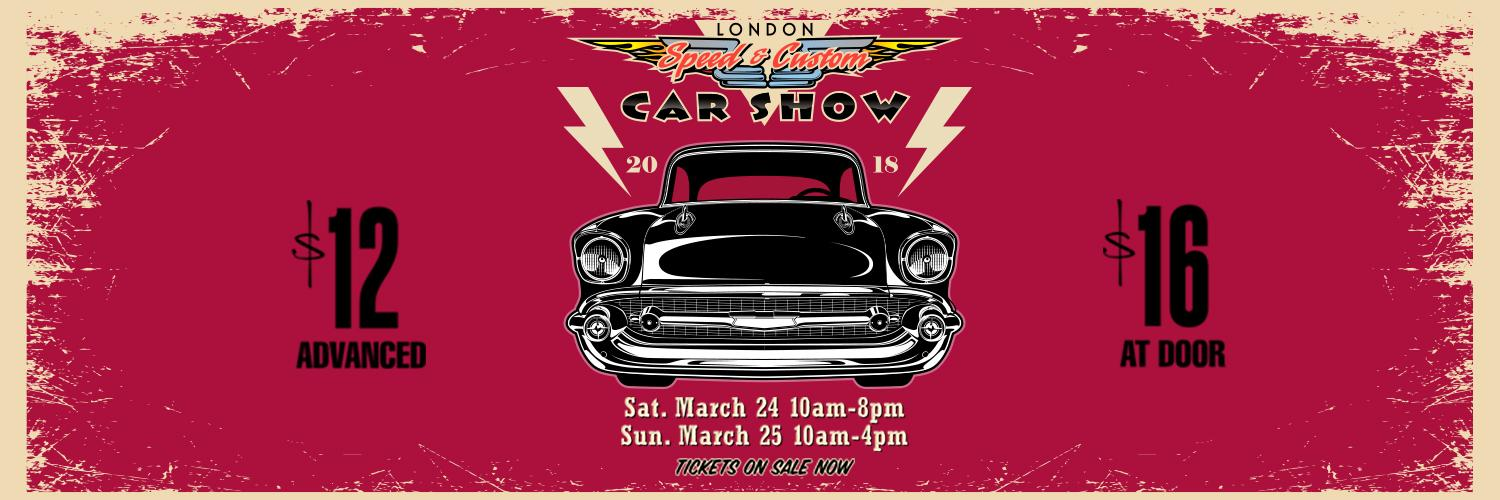 Speed & Custom Show Logo