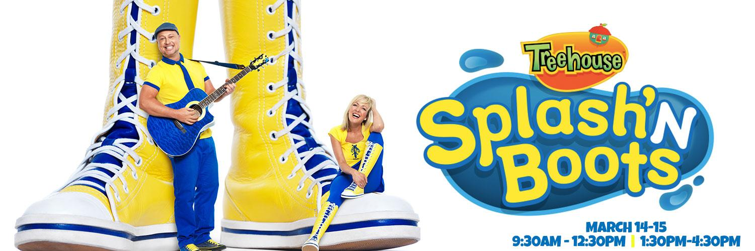 Splash N Boots Headline image
