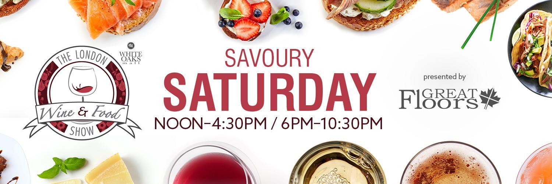 Savoury Saturday