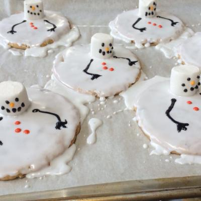 The Market - Snowman