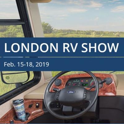 London RV Show Summary Image