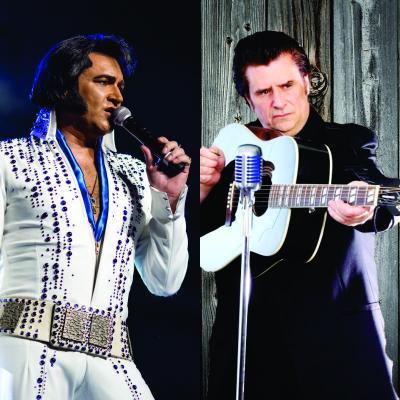 Elvis & Rod