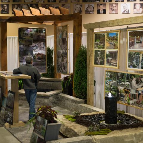 Home & Outdoor Exhibitors Page