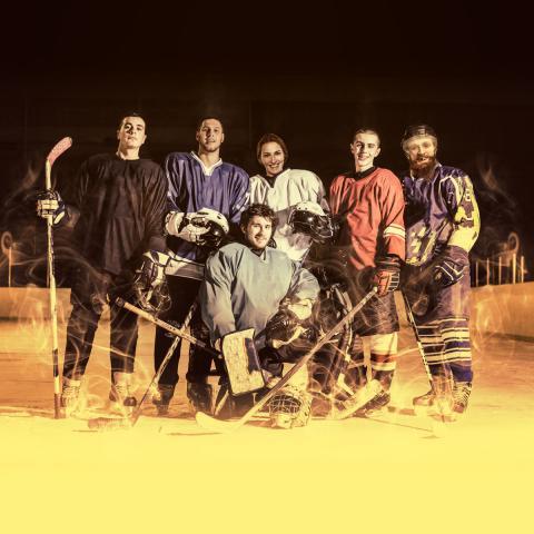 Summer Hockey Leagues