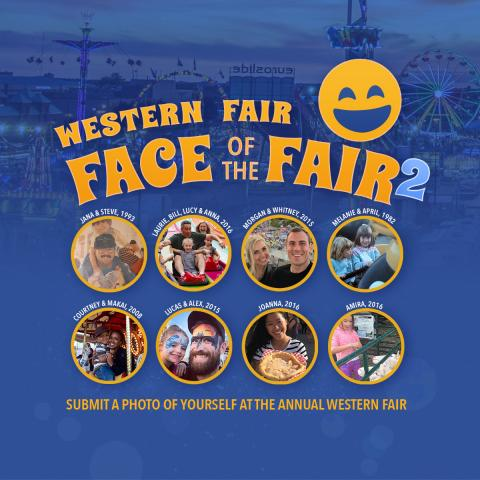 Face of the Fair - Submit your fair photo