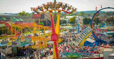 Western Fair - Midway
