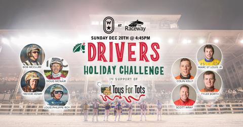 Drivers Holiday Challenge