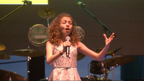 2014 Rise 2 Fame Youth Winner
