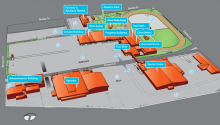 WFD Parking Map